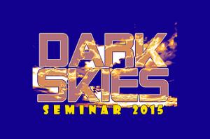 Dark Sky Seminar 2015 Logo