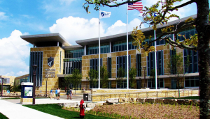 Outside view of Madison College