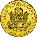 Jefferson Awards for Public Service seal