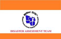 MidWest SSTRC Disaster Assessment Team Logo